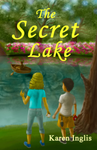 The Secret Lake - a time travel mystery adventure for 8-11 yr-olds